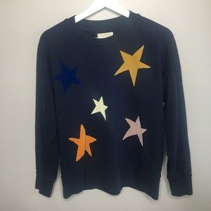 Mile(s) by Madewell Starry Sweatshirt #051